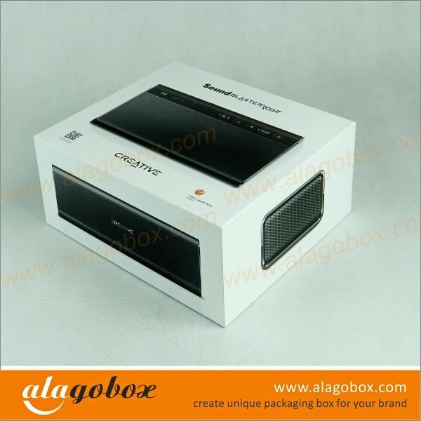 packaging of bluetooth speaker