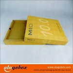 consumer electronics packaging for tablet