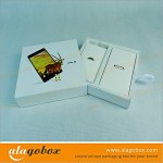 consumer electronics packaging box for phone
