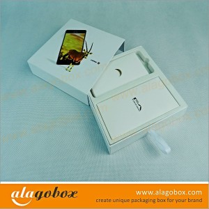 slide gift boxes for mobile phone