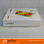 consumer electronics packaging for tablet PC