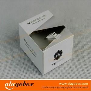 iMac front USB port presentation box