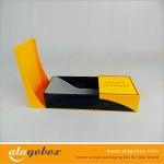 luxury special shape tea box