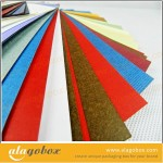 textured paper for paper box design