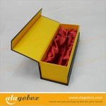 satin lined gift boxes for wine