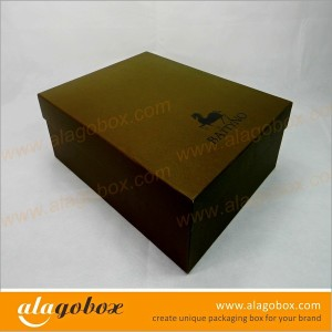 boxes with lid for suits
