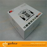 consumer electronics packaging for game play controller