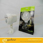 consumer electronics packaging for LED bulb