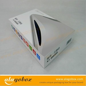 top and bottom boxes for wifi extender box