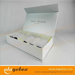 joint cover paper box for weight loss product with butter paper