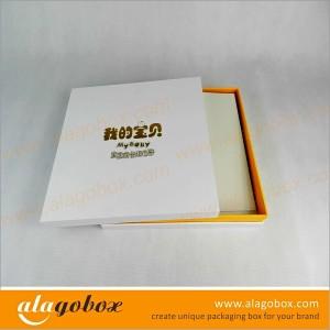 baby album gift box