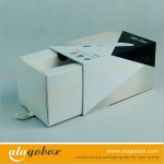 consumer electronics packaging box for palm stick