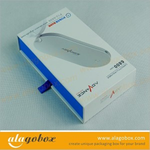 slide open boxes for power bank