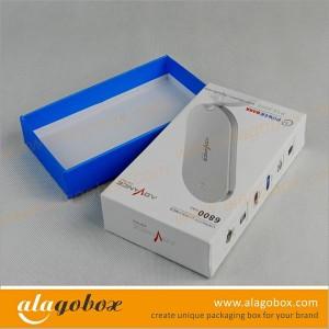 one side open slide open boxes