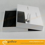 consumer electronics packaging for TV base