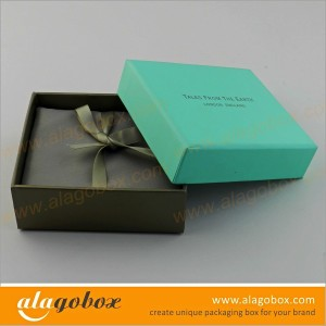 unique gift box for earring