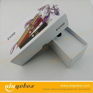 boxes with lid for e-cig