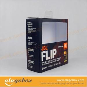 brand speaker packaging box