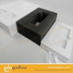 various inner tray material for paper box design