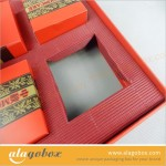 colorful corrugated paper inner tray for paper boxes