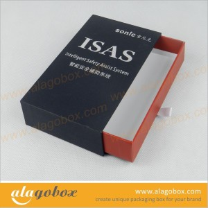 intelligent safety assist system packaging box