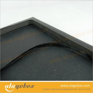 paper laminated EVA inner tray for beauty packaging