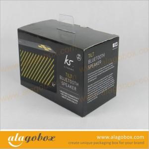 packaging box of bluetooth speaker