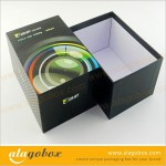 consumer electronics packaging for GPS