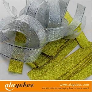 bespoke boxes ribbons