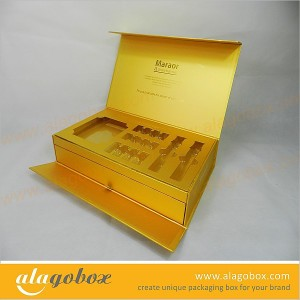 packaging beauty products