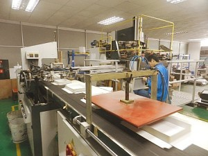 high quality packaging automatic production line