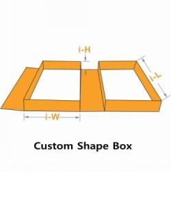 custom shape boxes
