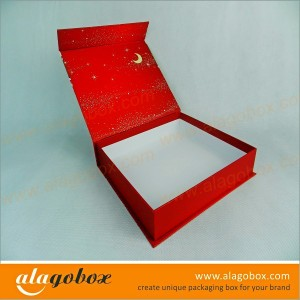 book style boxes for christmas gift