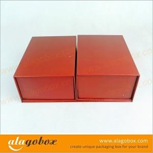 tea custom shape gift boxes