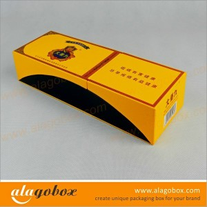 personalized shape lid boxes