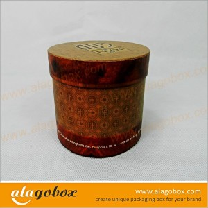 round gift boxes with lids