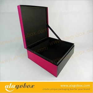 joint paper box for hair dryer