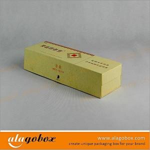 custom shape gift boxes for cigarette