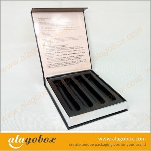 book style box for beauty product set