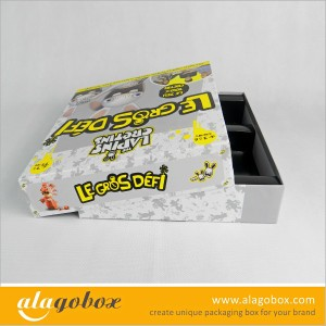 paper toy set packaging