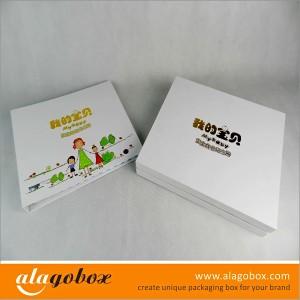 photo album box set for infant