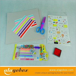 kids album set box gift