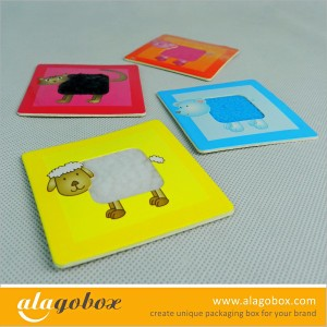 paper toys for preschool education