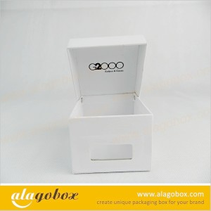 luxury apparel box for belt