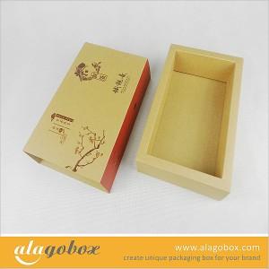 tea kraft boxes