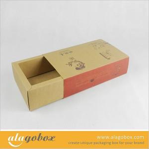 kraft boxes for tea