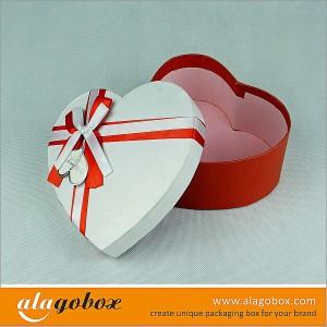heart shape presentation boxes