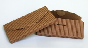 corrugated box for chocolate