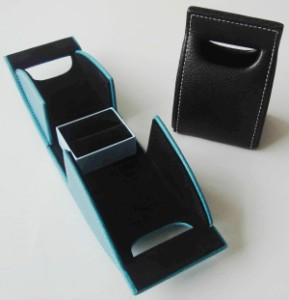paper box for ring with different wings