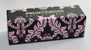 nail apparel box